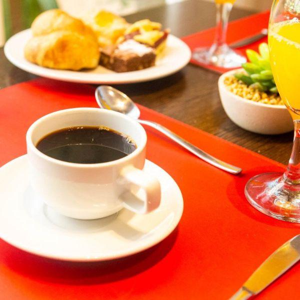 Desayuno BUFFET - café