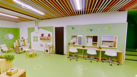 Parvulario Escola Frederic Mistral