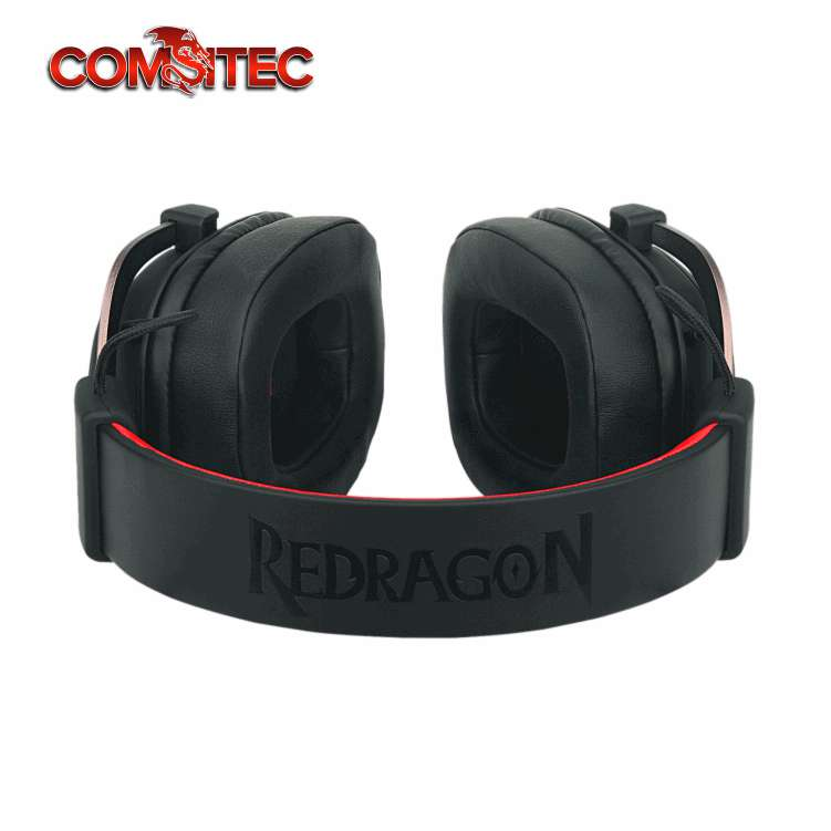 AUDIFONO REDRAGON C/MICROFONO ZEUS 2 H510 GAMING