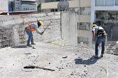 Demolición de concreto