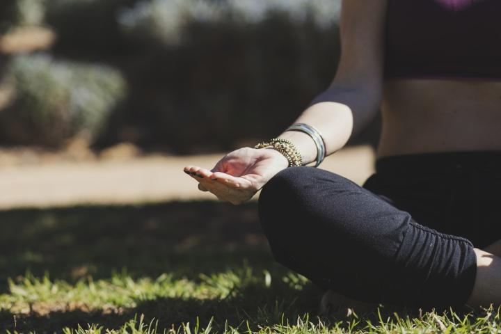Meditación y Masajes