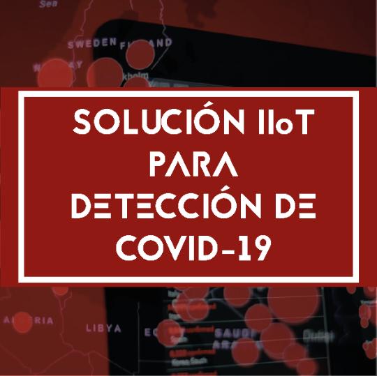 INSA Ingeniería ofrece una solución de gran precisión para monitoreo de temperatura corporal, que permite una rápida detección de personas infectadas por COVID-19.